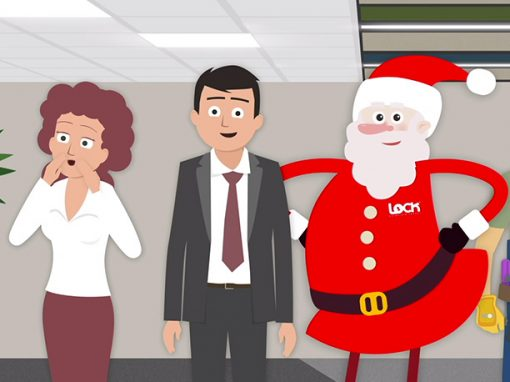 Lock Corporate – Vídeo de Natal